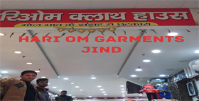 HARI OM GARMENTS JIND