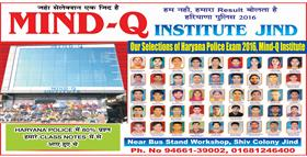 MINDQ INSTITUTE JIND