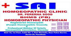SAI HOMEOPATHIC CLINIC