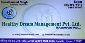 HEALTHY DREAM MANAGEMENT PVT LTD