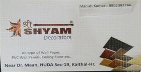 Shree Shyam Decorators