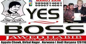 YES BOSS SALOON