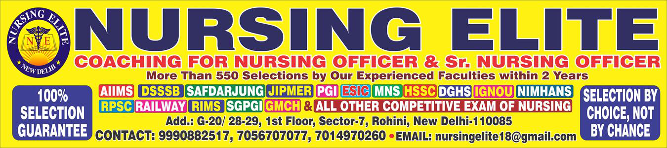 Best Nursing Coaching in Delhi