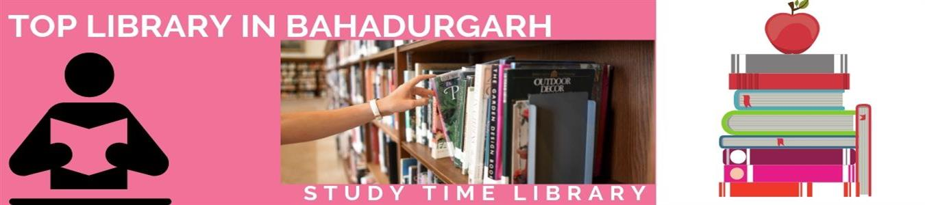 Top Library In bahadurgarh